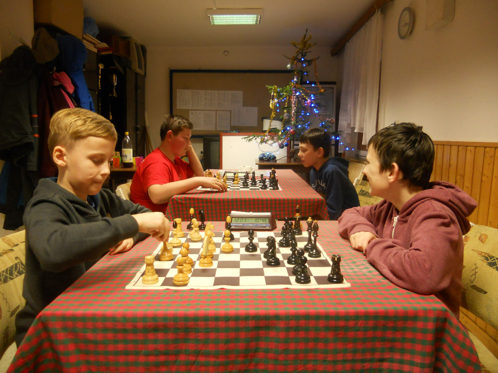Tradiční šachový turnaj 2015