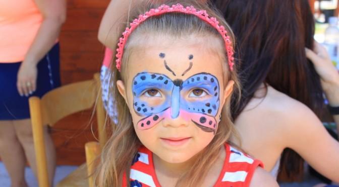 Sportovní dětský den 2015